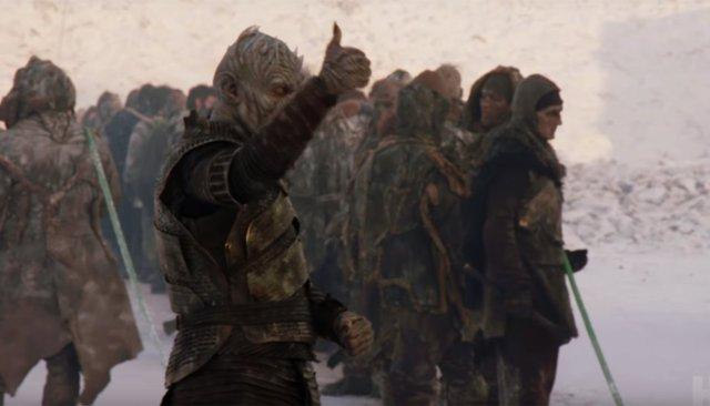 Rodaje de Game of Thrones (Juego de tronos)