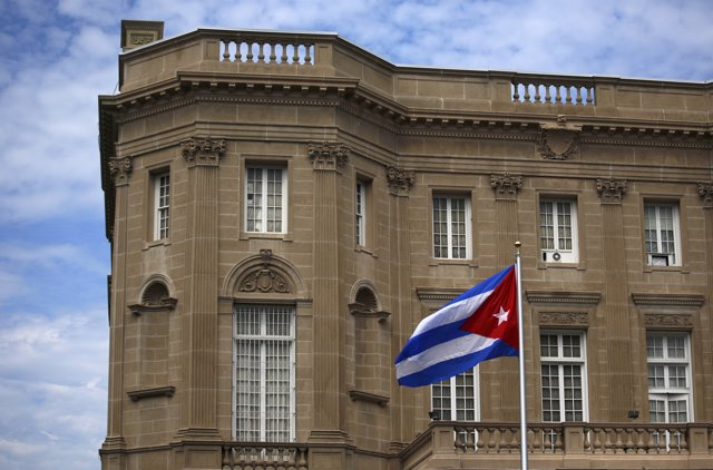 Embajada de Cuba en Washington, EEUU.