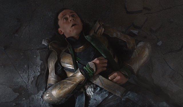 Loki (Tom Hiddleston en Vengadores)