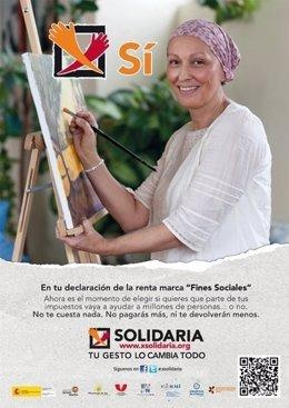 Campaña de la X solidaria