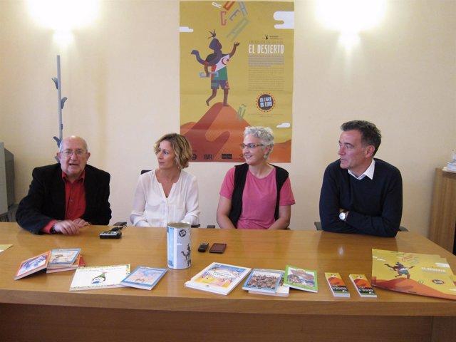 Campaña Biblioteca Sáhara
