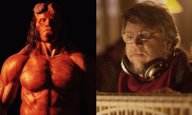 Guillermo del toro opina del nuevo Hellboy