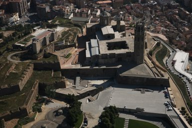 Les pernoctacions de turistes a Lleida van augmentar un 6,5% a l'estiu (AYUNTAMIENTO DE LLEIDA)