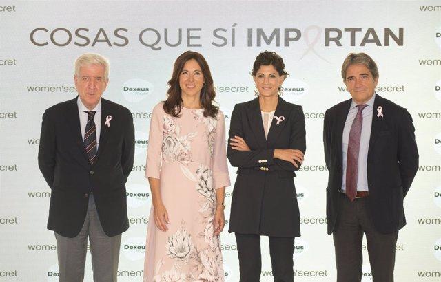 Women'secret_Dr Barri_Eva Romeo_Belén Canalejo_Dr Fàbregas