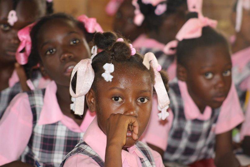 Entreculturas mejora las condiciones de vida de más de 4.000 familias en Haití un año después del huracán Matthew