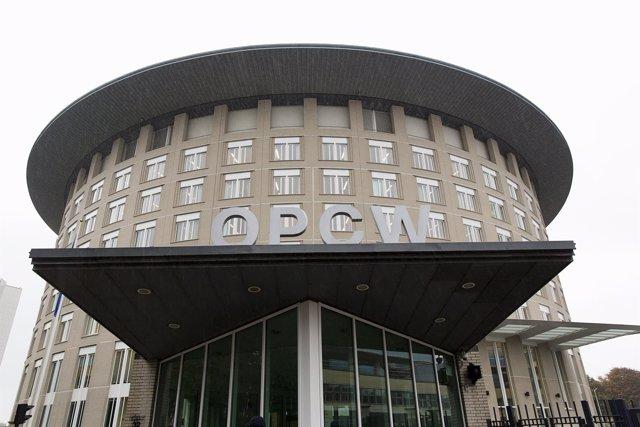 Sede de la Organización para la Prohibición de las Armas Químicas