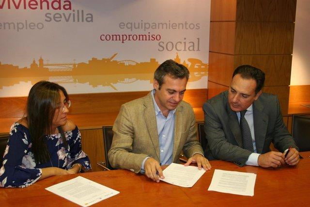 Nota De Prensa Y Foto Viviendas Sociales Emvisesa
