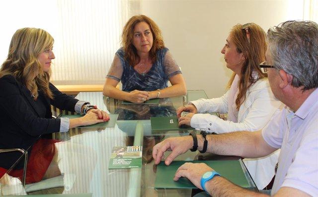 Reunión Asoc Vecinos Ley Participación