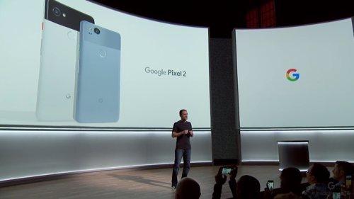 Presentación Pixel 2