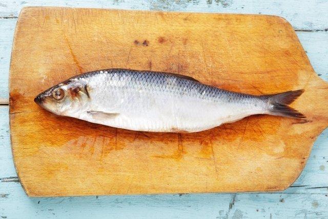Pescado, anisakis