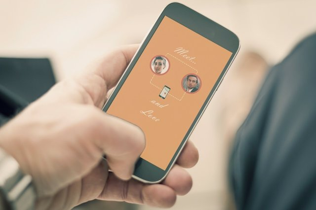 Aplicación Tinder