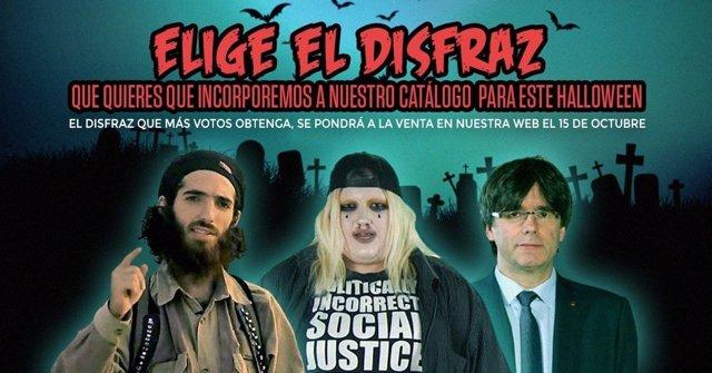 CASA DEL DISFRAZ