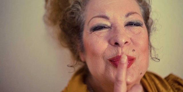 Una imatge del documental 'La Chana'