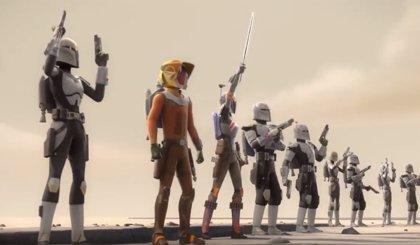 Tráiler de la 4ª temporada de Star Wars Rebels: Así comienza una revolución