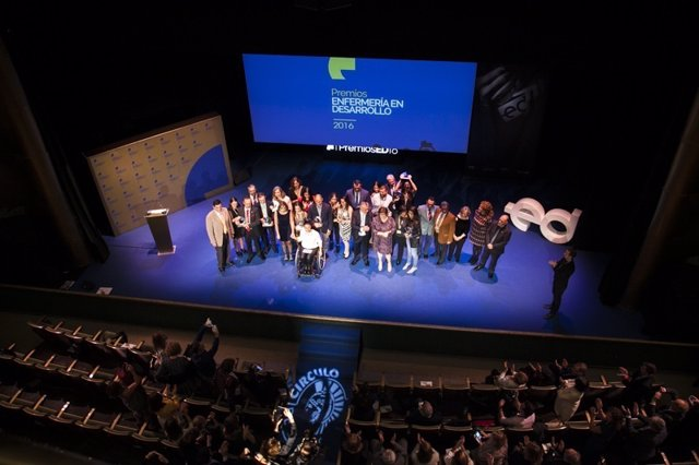 Premios año 2016