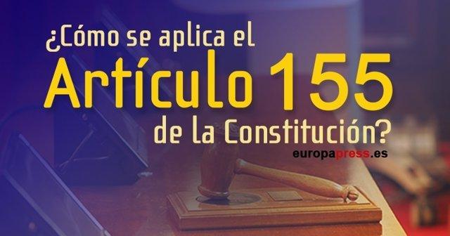 Careta del artículo 155