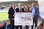 Foto: La ONCE dedica el Cupón del 11 de octubre al centenario del Barakaldo FC