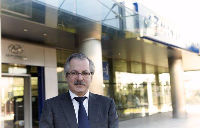 Andrés Martínez, nuevo director de Hyundai Finance