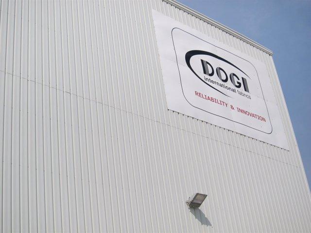Fábrica de Dogi en El Masnou (Barcelona)