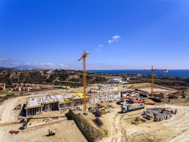 Obras Estepona Hospital