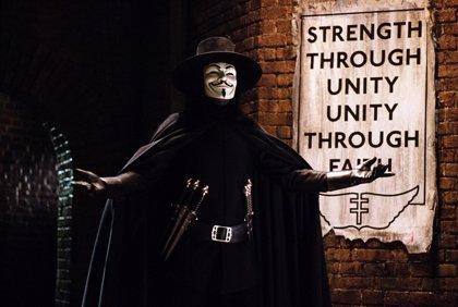 V de Vendetta se convertirá en serie de televisión