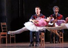 'Billy Elliot' llega a Madrid con Adrián Lastra y Natalia Millán