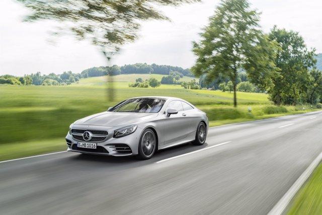 Foto recurso Mercedes-Benz Cars