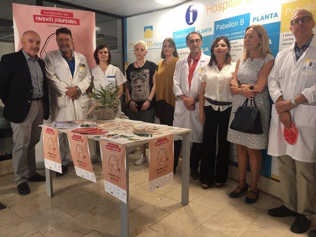 Foto/Día Del Paciente Ostomizado