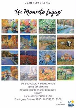 Palencia: Cartel de la exposición