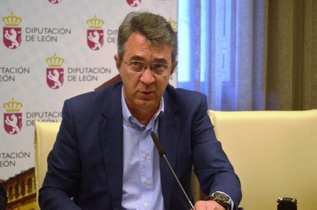 León: Martínez Majo informa del plan de residuos