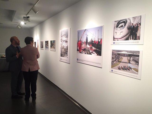 Exposición EFE cuadros fotografías