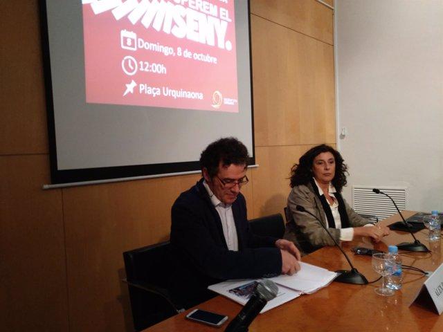 Álex Ramos y Miriam Tey, vicepresidentes de SCC