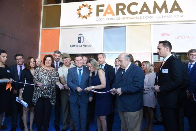Inauguración de FARCAMA