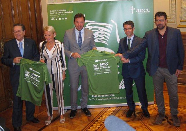 Presentación de la sexta edición de Valladolid en Marcha