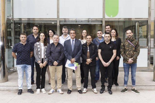 Presentación de la participación de Cantabria en San Sebastián Gastronomika