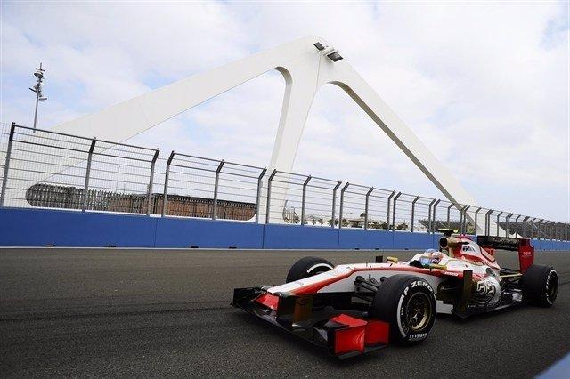 Gran Premio de Fórmula 1 en València