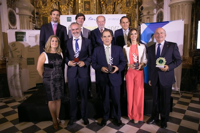 Np: Entrega V Premios De Rse