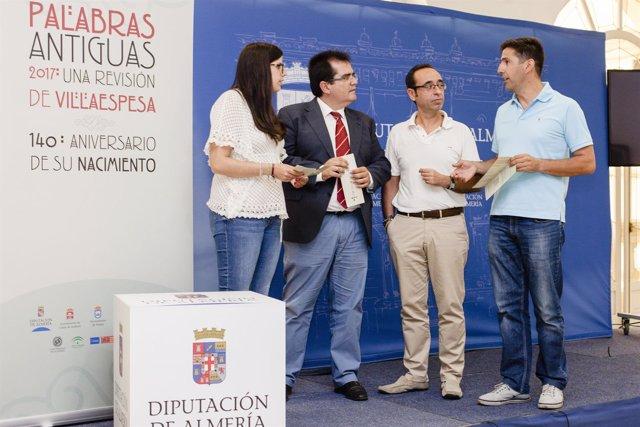 El Ciclo 'Palabras Antiguas' es un homenaje al escritor Francisco Villaespesa.