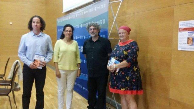 Presentación del libro 'La mirada consciente en los Centros de protección'