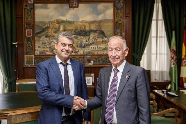 Diputación y la UAL estudiarán mejoras en las políticas sociales en Almería.