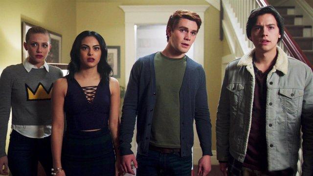 Imagen del tráiler de la 2ª temporada de Riverdale