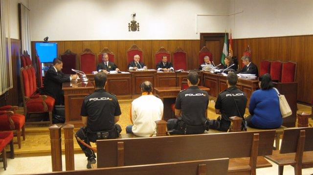 Juicio al acusado de violar a sus hijos menores en Lucena (Córdoba)