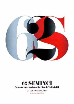 Cartel de la 62 edición de la Seminci