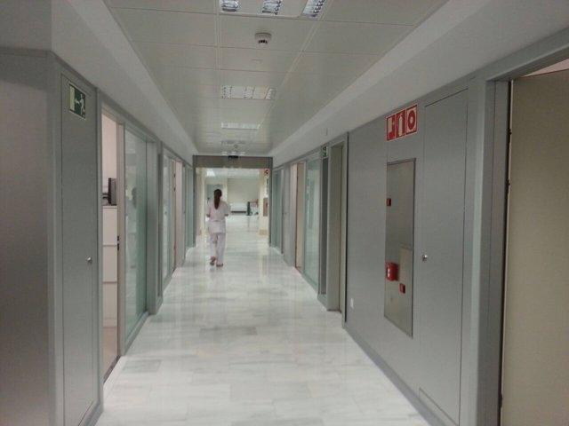 Urgencias del hospital Quirón Marbella