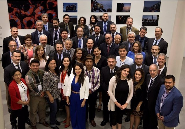 La XVIII Conferencia de Directores del Agua de Iberoamérica