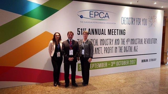 El Puerto de Tarragona participan en la European Petrochemicals Conference