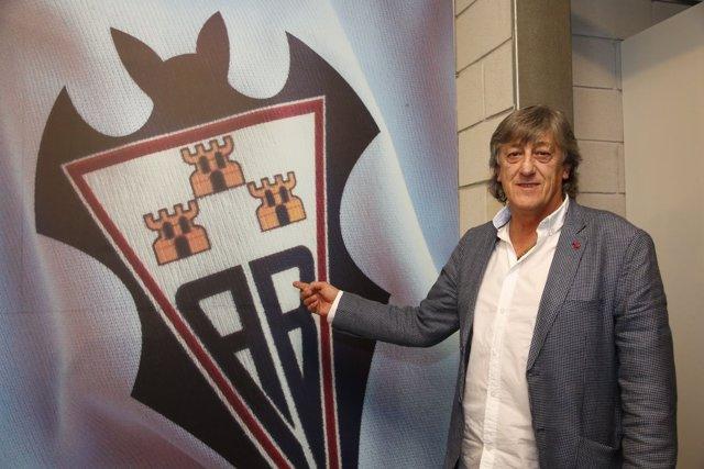 Enrique Martín, nuevo entrenador del Albacete