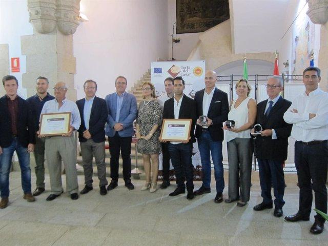 La DOP Torta del Casar entrega sus premios anuales