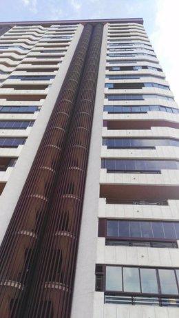 Apartamento afectado