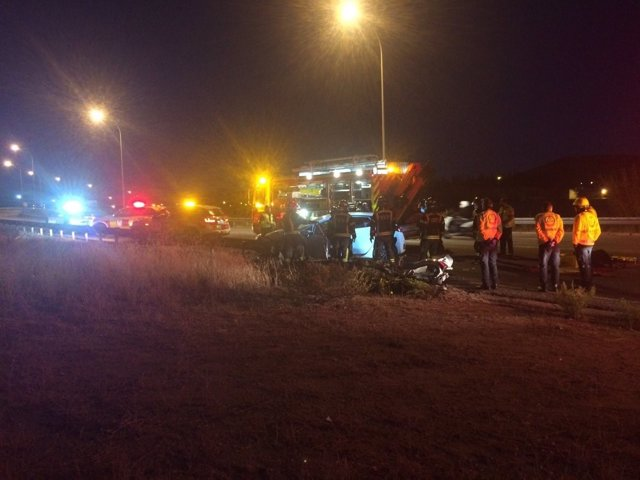 Imagen del accidentes